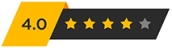 review star rating symbol